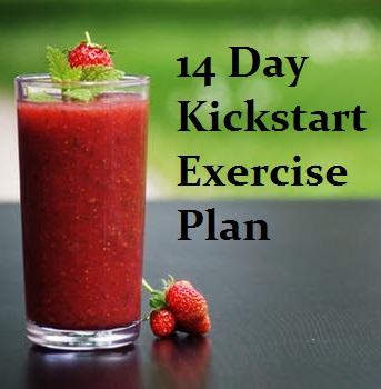 14 day kickstart exercise plan