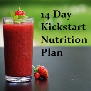 14 day kickstart nutrition plan